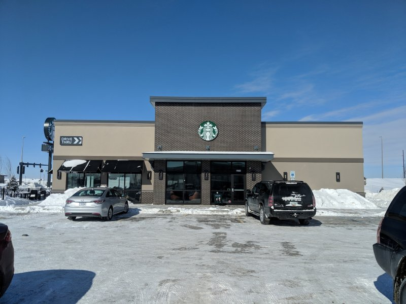 Starbucks 52 Ave
