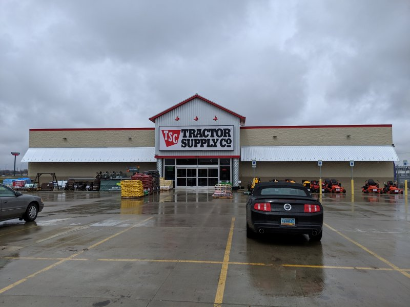 Tractor Supply Jamestown